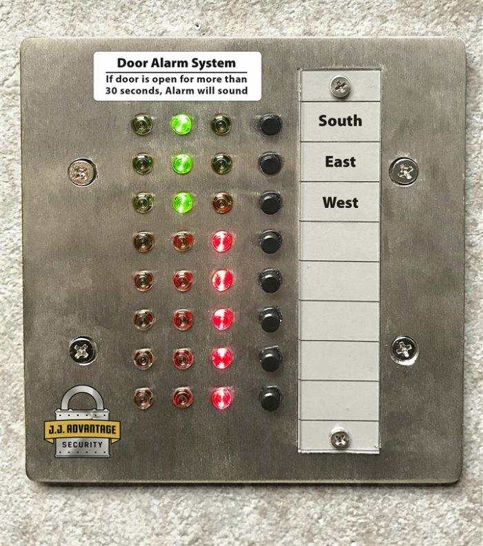 Door Alarm System Panel (719 x 874)