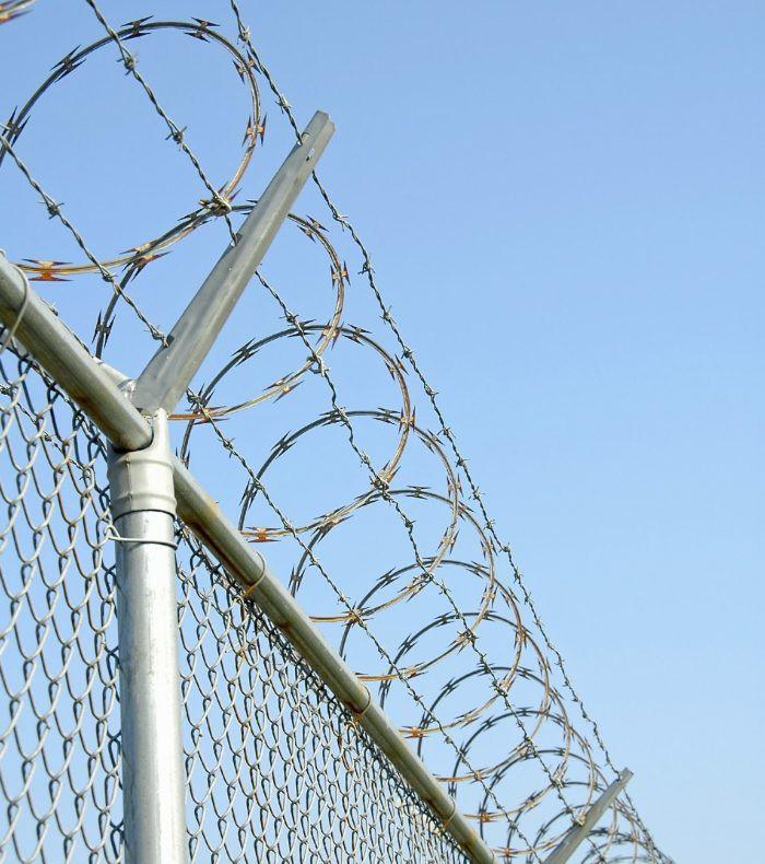 Intrustion Fence